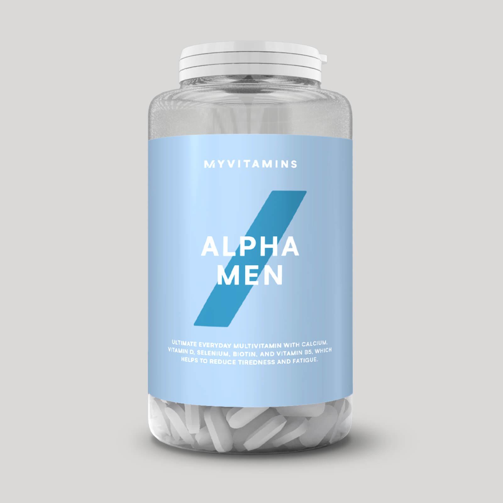 Alpha Men (multivitaminico)