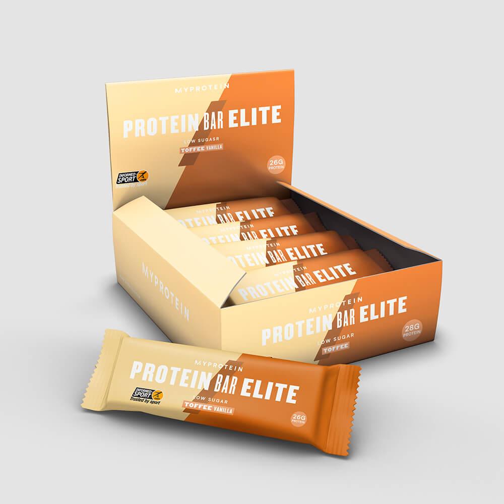 Barra de Proteína Elite