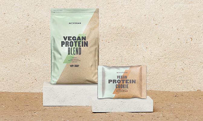 Amestec Vegan Proteic