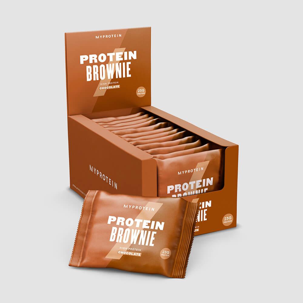 Протеиновые брауни