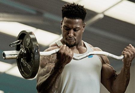 Увеличить мышцы<br> и массу