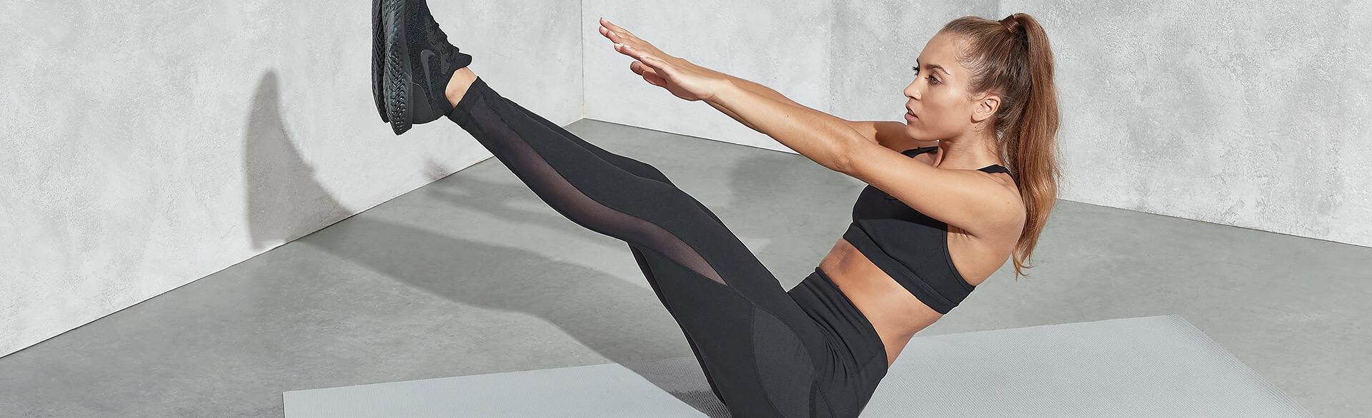 Похудение и увеличение тонуса мышц