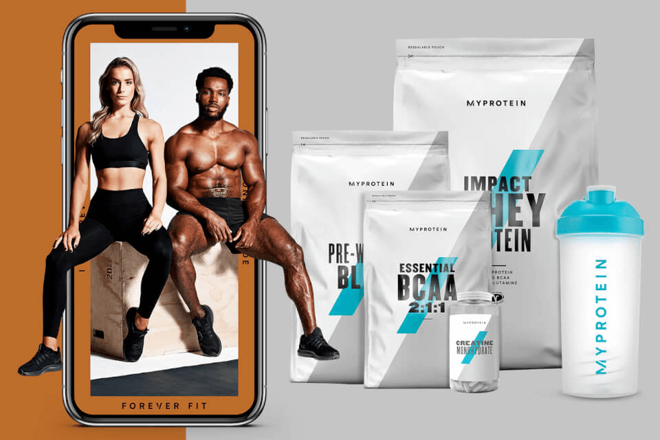 Build Muscle Protein Bundle