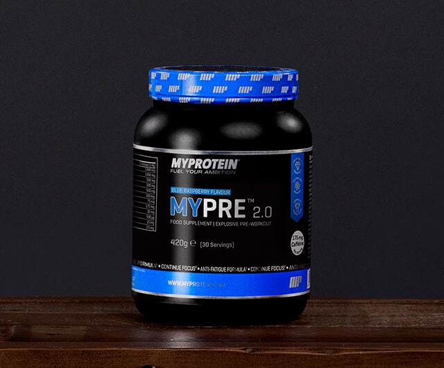 OUT NOW - MYPRE™ 2.0