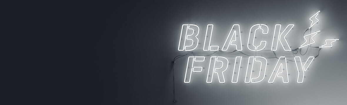 Black Friday is coming soon....