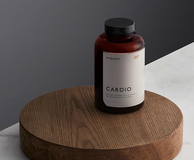 <b>CARDIO  心肺活力膠囊</b>