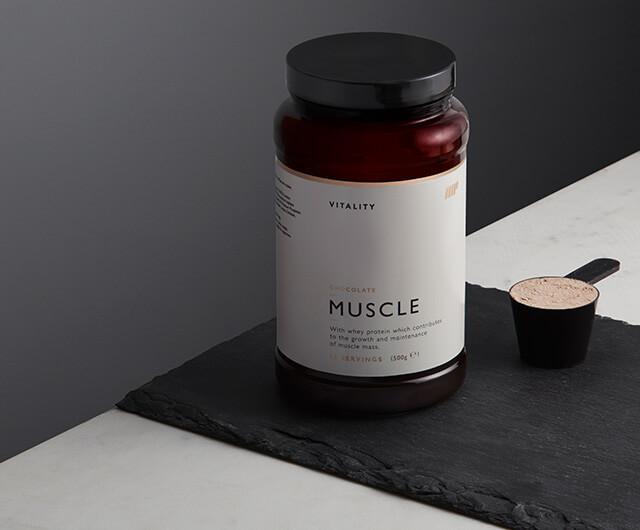 <b>MUSCLE  綜效乳清蛋白</b>