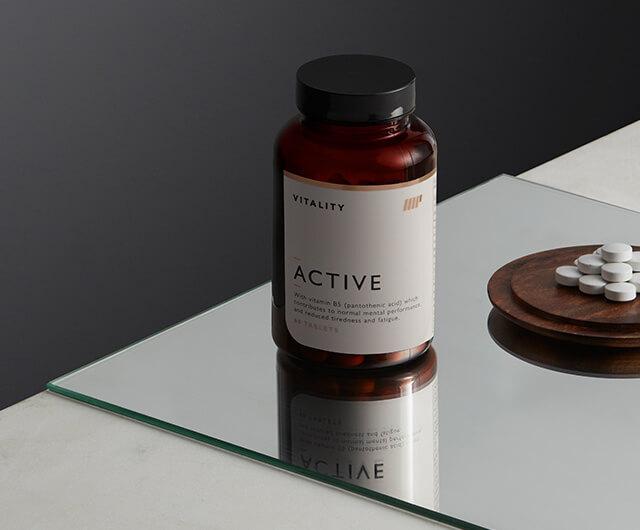 <b>ACTIVE  活力錠</b>