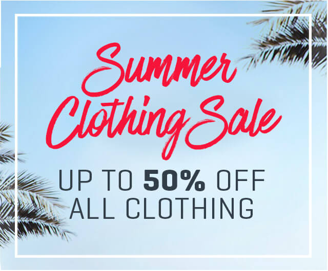 Summer Clothing Sale!