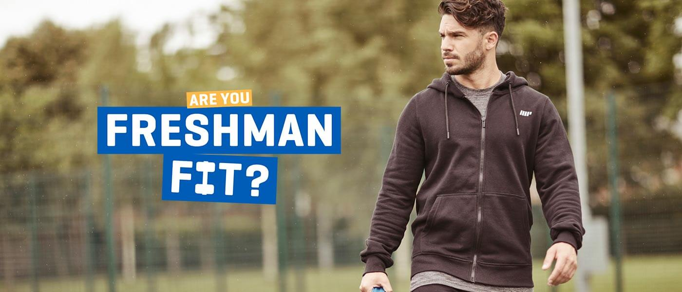 Are You Freshman Fit
