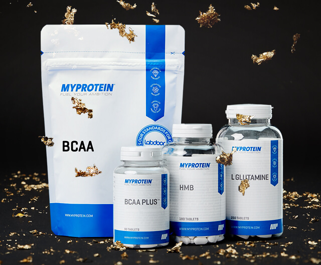 Pills & Amino acids <br> 40% off