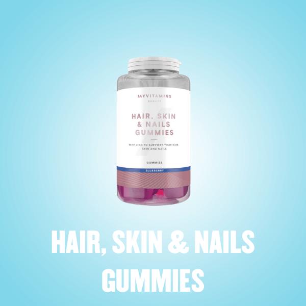 Hair, Skin and Nails Gummies