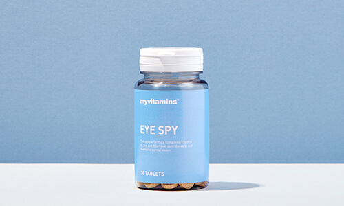 Eye Spy - Key Formulation