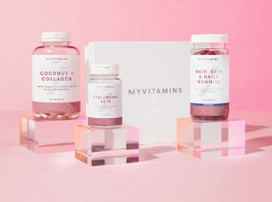 Das NEUE Beauty Bündel | Myvitamins