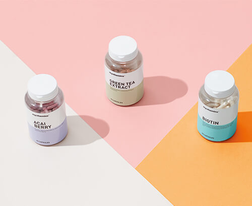 Myvitamins Range Introduction