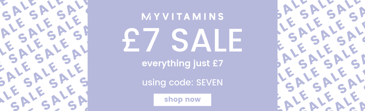 £7 Sale everything just £7