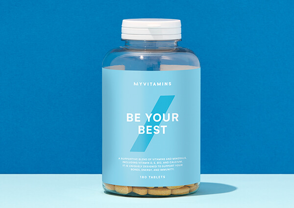 Be Your Best - Key Formulation