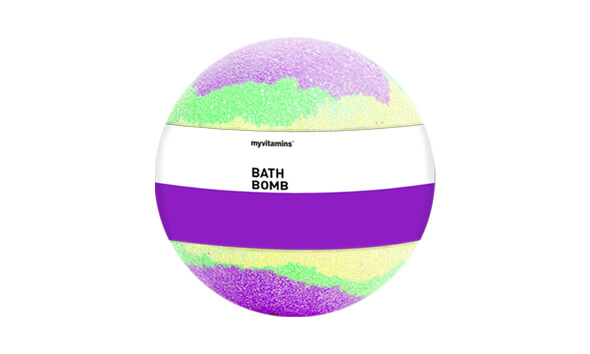 Beautifying Bath Bomb