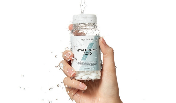 New In – Hyaluronic Acid