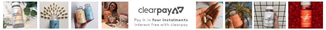 Clearpay Banners