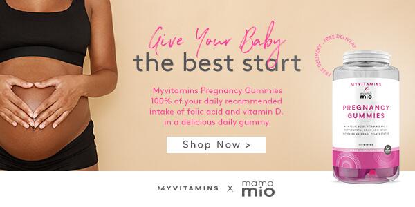 Pregnancy Gummies | Myvitamins