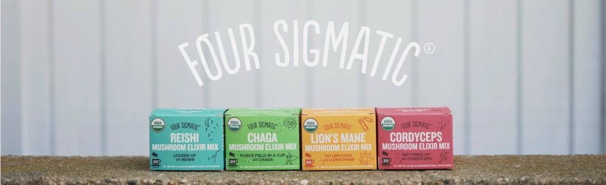 Four Sigmatic | Buy Now | Mushroom Coffee | Innovation