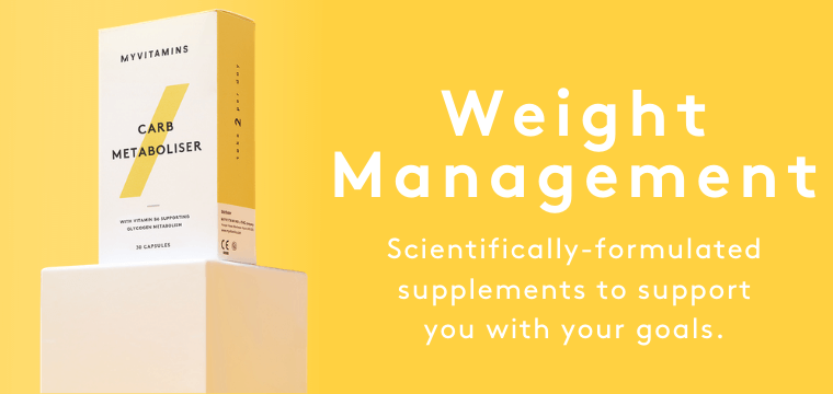 Weight Management | Myvitamins