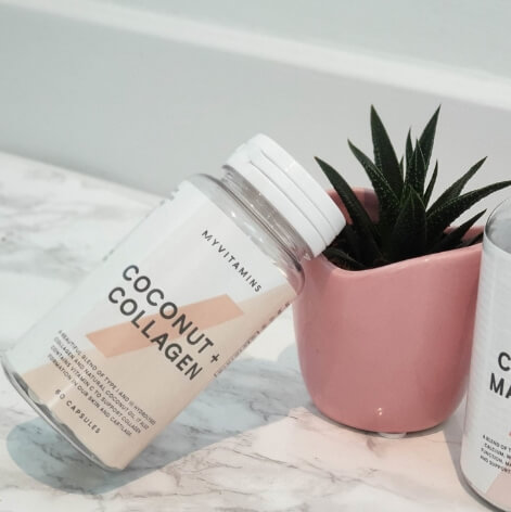 Reviewing Coconut & Collagen Vitamins