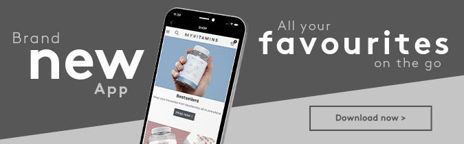 Myvitamins App Launch | Myvitamins