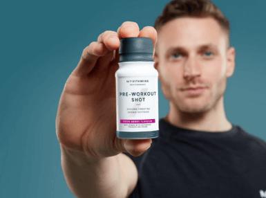 Pre-Workout Shots   Myvitamins