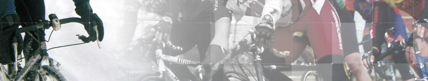 a collage of cyclists