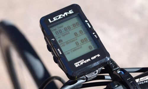 Lezyne Cycle Computers