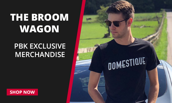 THE BROOM WAGON
