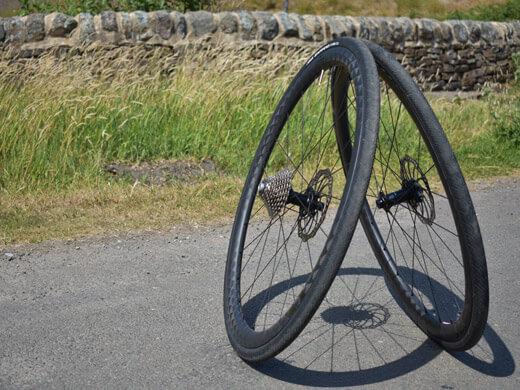 Wheels Clearance