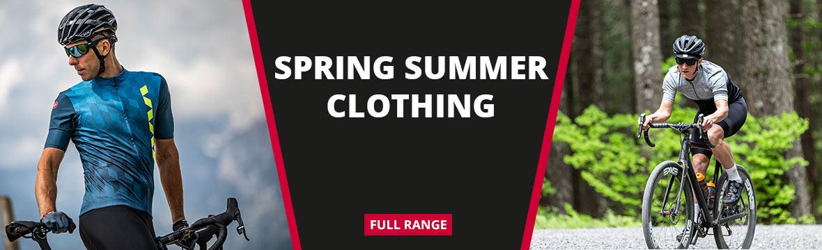SPRING SUMMER CLOTHING