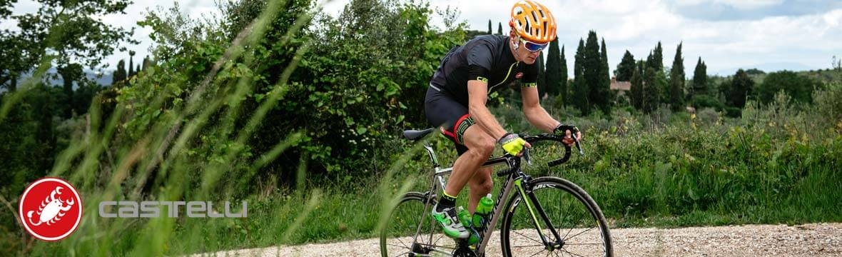 castelli cyclist