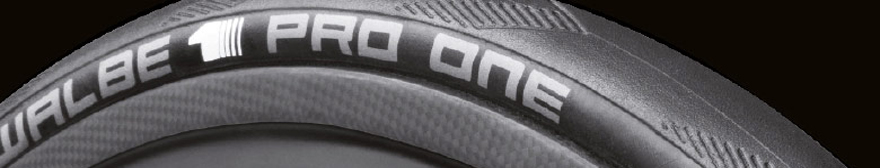 schwalbe pro one bike tyre