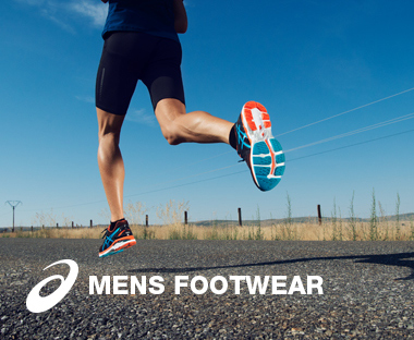 Mens Asics Footwear