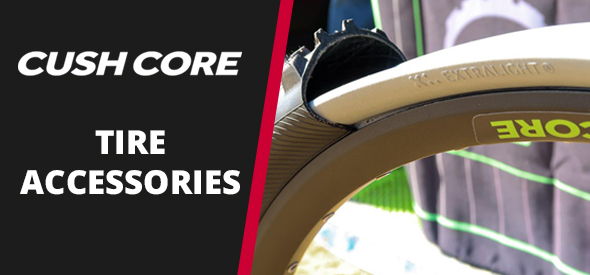 Cushcore tyre accessories