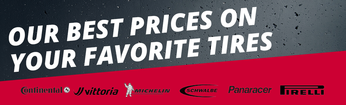 Our best prices on your favorite tires