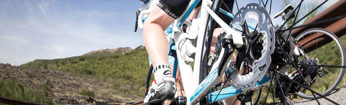 The inner workings of your bike.<br>Technology designed for Cycling.
