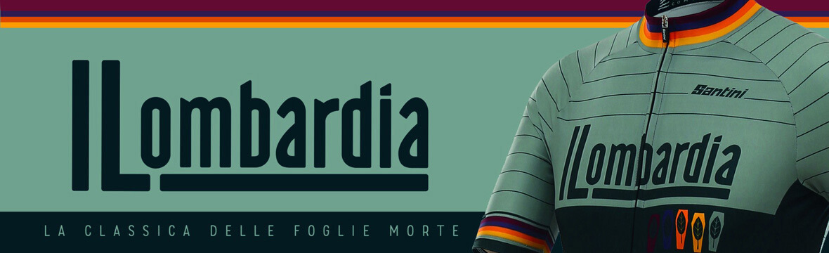 Santini Il Lombardia Clothing