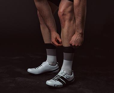 PBK socks in grey