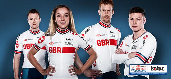 GB CYCLING TEAM KIT