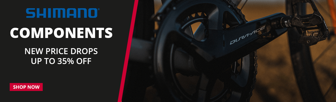 Shimano Components Price Drops
