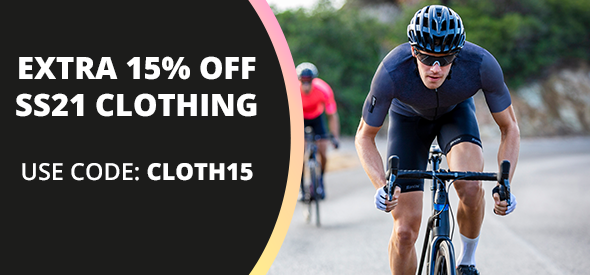 15% OFF SS CLOTHING