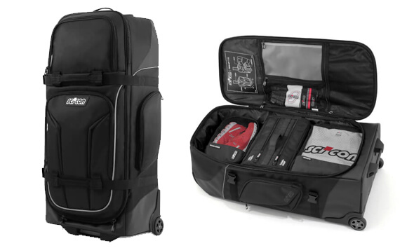 Free Scicon Trolley Bag worth £225