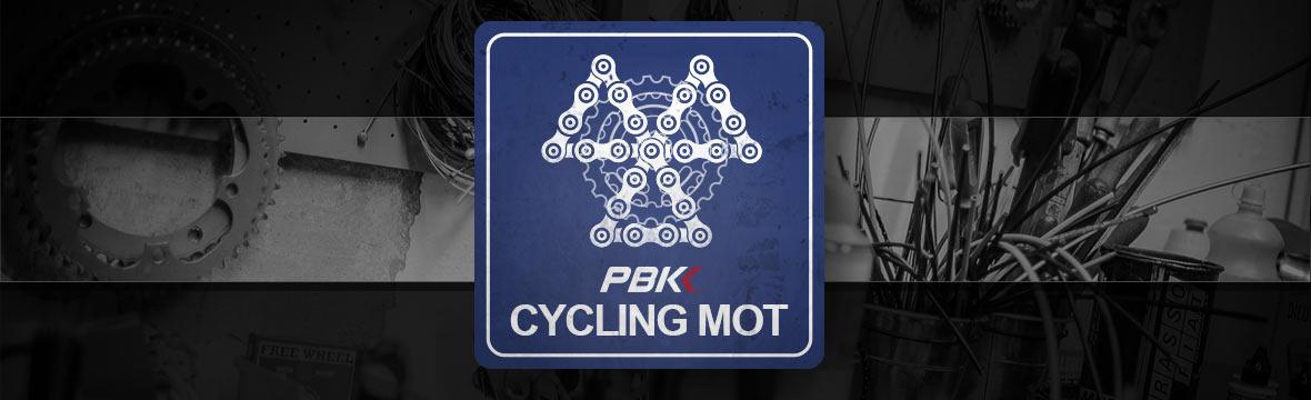 pbk cycling mot service