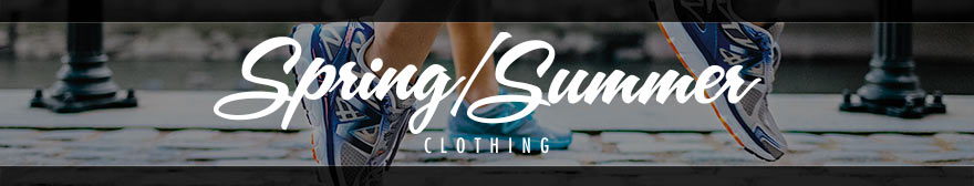 spring / summer running clothing