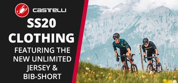 Castelli Spring Summer Clothing